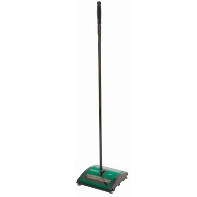 BigGreen Commercial Sweeper with 2 Rows of Rubber Rotors - BG21