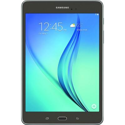 Galaxy Tab A SM-T350NZAAXAR 8-Inch Tablet (16 GB, Smoky Titanium)