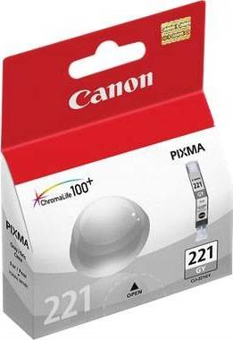 CLI-221 Grey Ink Tank for Canon MP980, MP990 Printers