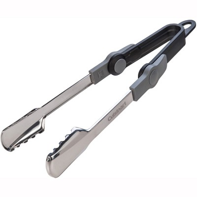 Folding Grill Tongs, 15-Inch - CIT-201
