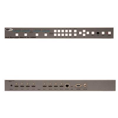 4x4 Seamless Matrix for HDMI - EXT-HD-SL-444