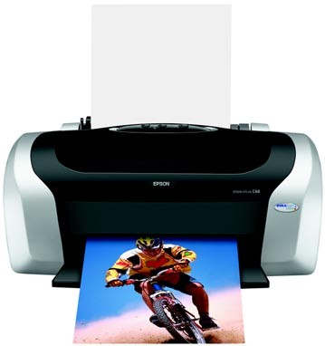 Stylus C88 Inkjet Printer