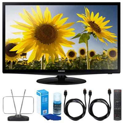 24` HD 720p Smart LED TV-UN24H4500 w/ TV Cut the Cord Bundle