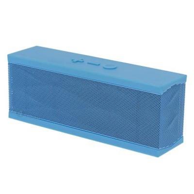 JAMBOX Wireless Bluetooth Speaker - Blue Wave - Retail Packaging