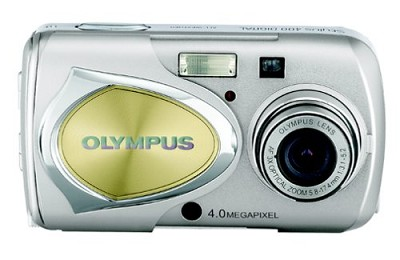 Stylus 400 Digital Camera