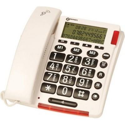AmpliVOICE50 Talking Caller ID Telephone - REFURBISHED