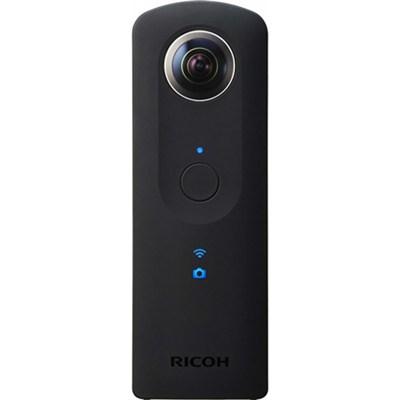 Theta S 360-Degree Spherical Digital Camera - Black