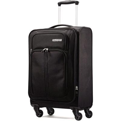 Splash Spin LTE 20` Black Spinner Luggage