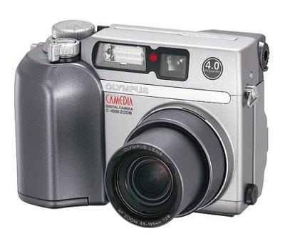 C-4000 ZOOM Digital Camera