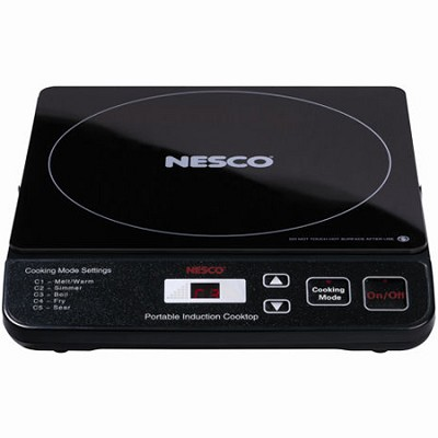 Portable Induction Cooktop 1500 Watt (PIC-14)