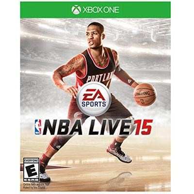 NBA Live 15  XOne