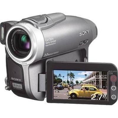 DCR-DVD803E DVD Handycam Camcorder