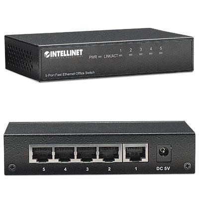 Fast Ethernet Office Switch - 523301
