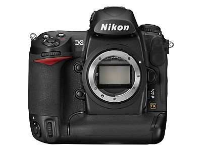 D3 12MP Pro DSLR Body, Nikon USA Warranty!