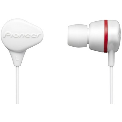 SE-CL331-H - Earbud Headphones (White)