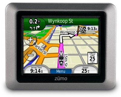 Zumo 220 Motorcycle Navigator