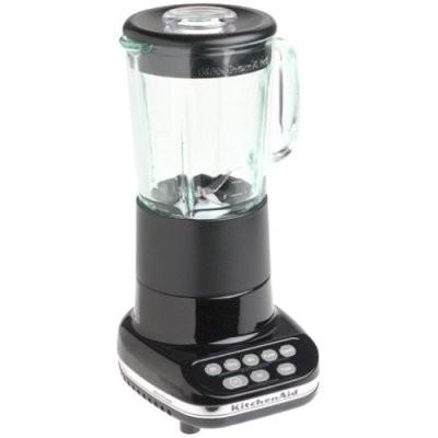 Ultra Power 500 Watt Black 5-speed Blender, Onyx Black