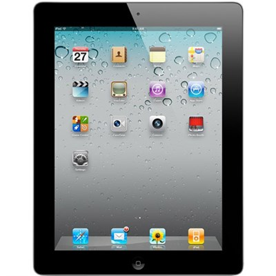 iPad 2 MC770LL/A Tablet (32GB, Wifi, Black) 2nd Generation Refurbished