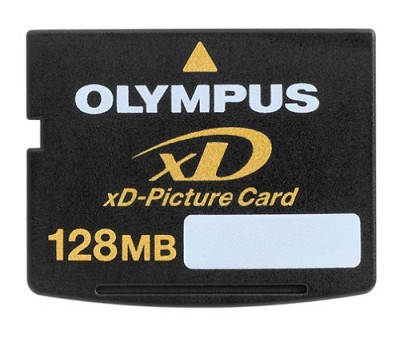 128MB xD Memory Card
