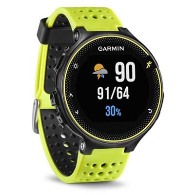 Forerunner 230 GPS Running Watch, Force Yellow