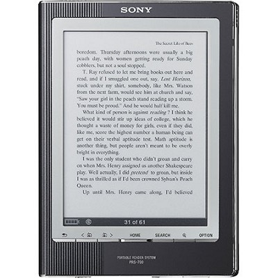 Reader Digital Book with Touchscreen (PRS700BC)