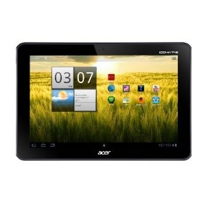 A200 8GB Touch Tablet Tegra T20S 1.0 GHz (Dual-core) Grey