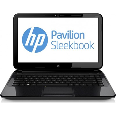 Pavilion Sleekbook 14.0` 14-b013nr Notebook PC - Intel i3-3217U Proc. - OPEN BOX