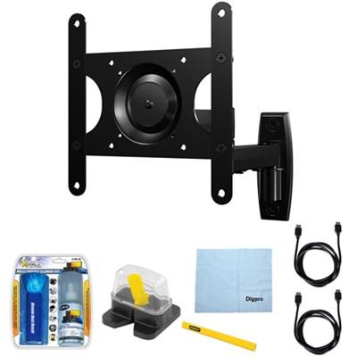 Premium Series Full-Motion TV Mount 13`-39` Flat-Panel TV w/ Accessory Kit