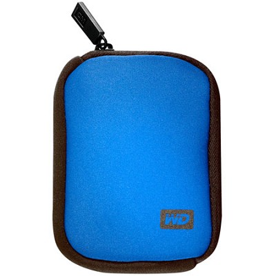 My Passport Carrying Case ( Dk. Blue ) WDBABK0000NBL-WASN