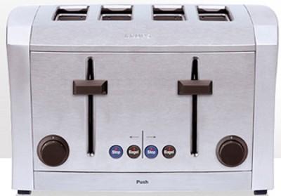 TT9340 - Semi Pro All-Metal 1500-Watt 4-Slice Toaster