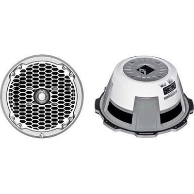 8` Marine Grade Coax/Component Speaker-White 100w RMS/200w Peak