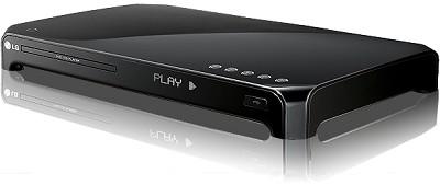 DN899 - 1080p Up-converting DVD Player w/ USB Media Plus - OPEN BOX