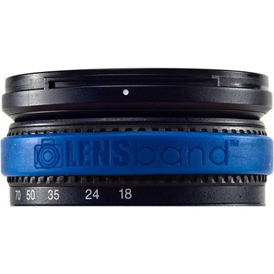 Stop Zoom Creep for One Size Fits All Lens - Dark Blue