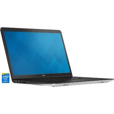 Inspiron 15 5000 15-5548 15.6` Silver Touchscreen Notebook - OPEN BOX