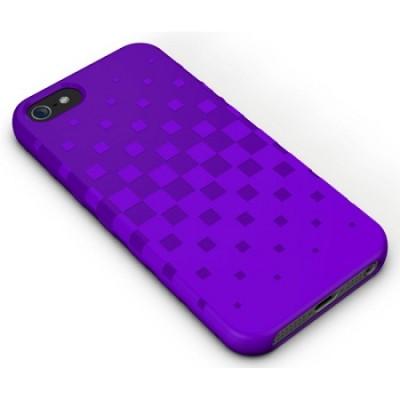 Tuffwrap Case for iPhone 5/5s - Grape Jelly Purple