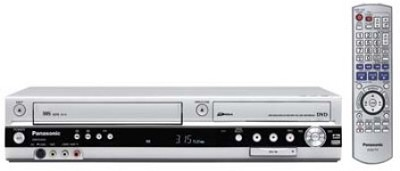 DMR-ES35VS Progressive Scan DVD/VCR Combo Recorder (Refurbished)