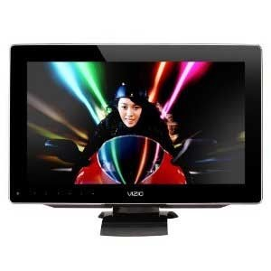 23 inch Razor-thin LED LCD HDTV 1080p