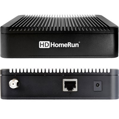 HDHomeRun EXTEND ATSC with FREE Broadcast HDTV (2-Tuner) - HDTC-2US-M