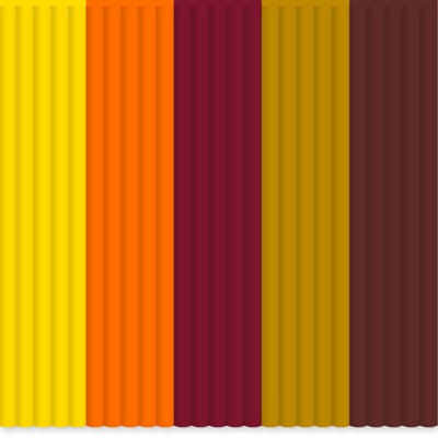 Mix color PLA pack - Fall Foliage