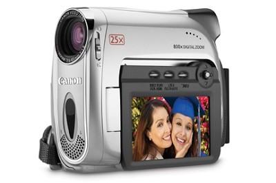 ZR600 Mini-DV Digital Camcorder