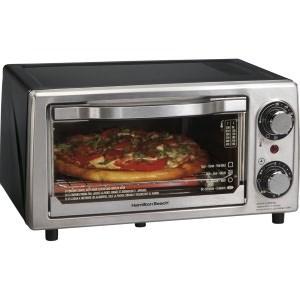 31139 4-Slice Toaster Oven