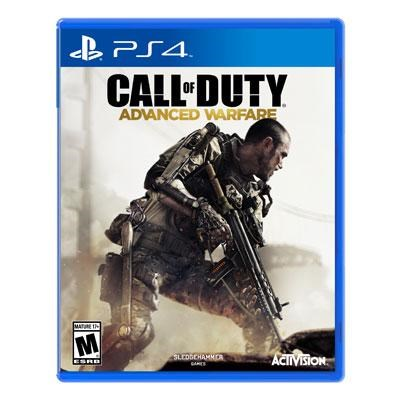 COD Advanced Warfare GOTY PS4