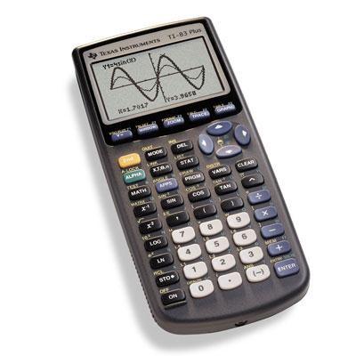 Plus Graphics Calculator - 83PL/TBL/1L1/A