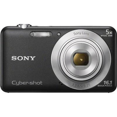 DSCW710 16 MP 2.7-Inch LCD Digital Camera - Black - OPEN BOX