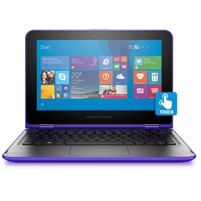 Pavilion 11-k064nr x360 11.6` Intel N3700 Touchscreen Convertible Notebook