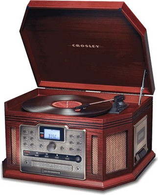 Songwriter CD Recorder - Cherry CR248-CH