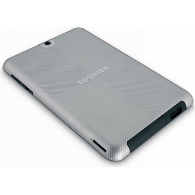 Colored Back Cover for Thrive 10` Tablet (Silver)