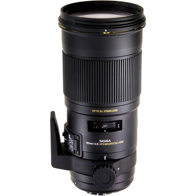 180mm F2.8 EX APO DG HSM OS Macro for Sony SLR Cameras