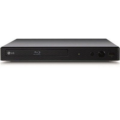 Blu-ray Disc Player with Streaming Services - BP255 - OPEN BOX