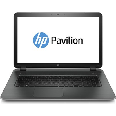 Pavilion 17-f010us 17.3` HD+ AMD Quad-Core A6-6310 APU Notebook - Refurbished